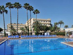 Het kindvriendelijke 3 sterren all-inclusive Santa Ponsa hotel