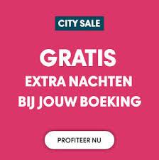 aanbiedingen citytrips met korting Hoge korting CityTrips, tot 50% korting en gratis extra nachten