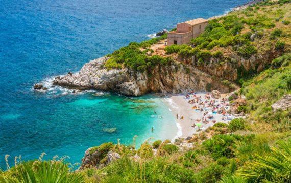 aanbiedingen goedkope all inclusive vliegvakanties Sicilië 570x360 Aanbiedingen goedkope 8 daagse All Inclusive vliegvakanties Sicilië, ****Hotel, direct aan zee, vanaf € 320.
