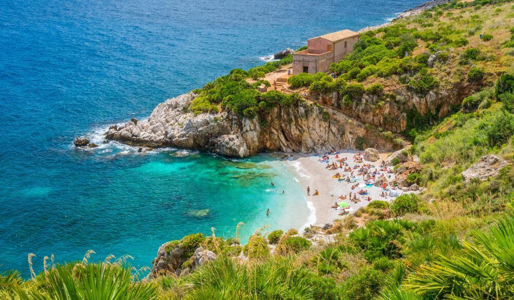 aanbiedingen goedkope all inclusive vliegvakanties Sicilië Aanbiedingen goedkope 8 daagse All Inclusive vliegvakanties Sicilië, ****Hotel, direct aan zee, vanaf € 320.