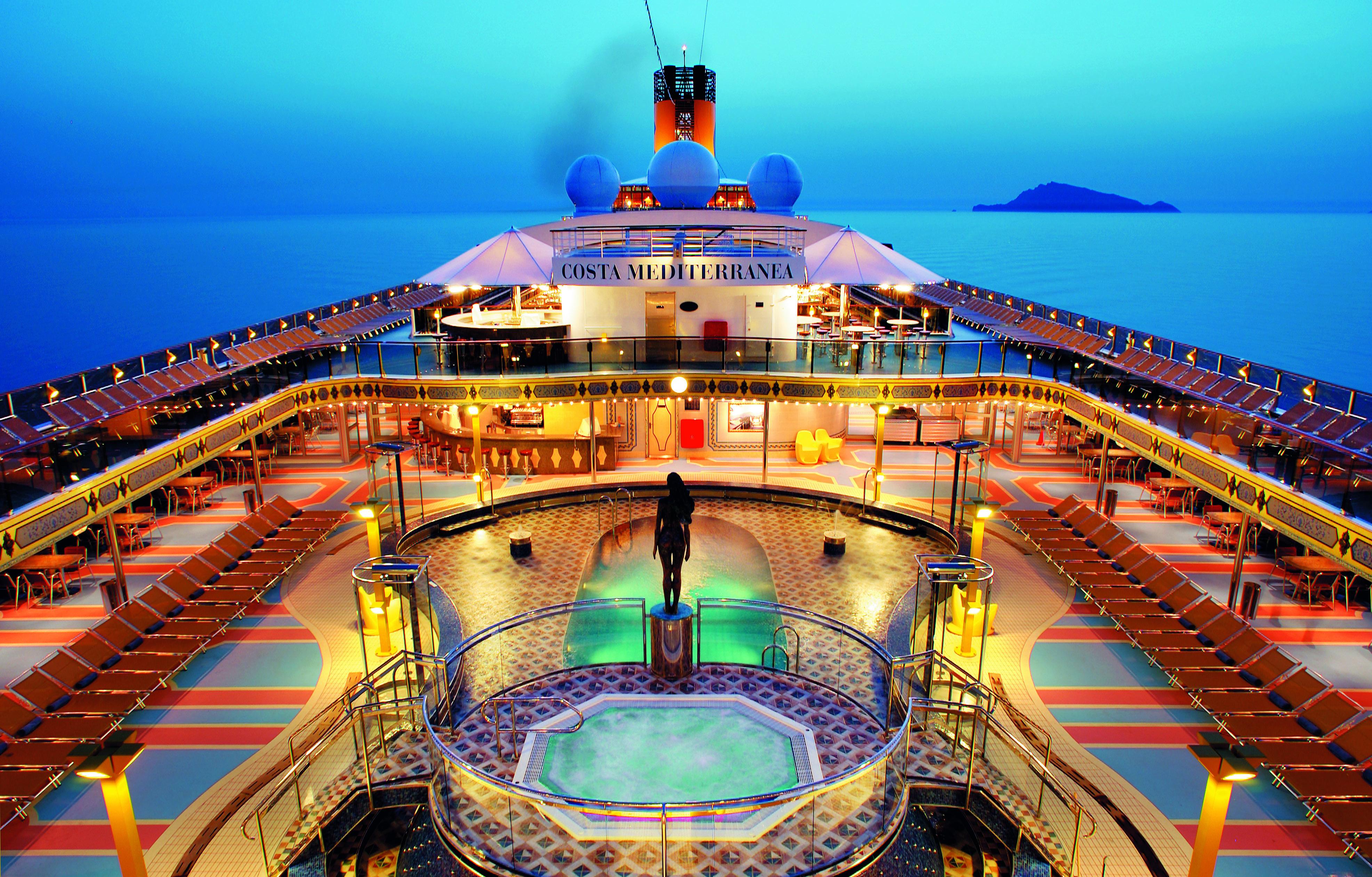 Aanbiedingen Costa Cruises Cruise Reizen Dubai Oman Abu