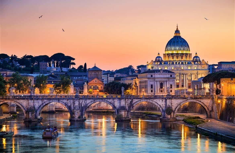 Boek nu een voordelige Citytrip Rome al vanaf 117 Euro per persoon inclusief vlucht en hotel met ontbijt 1170x760 Boek nu je Citytrip Rome met vlucht en hotel vanaf € 118,  (logies + ontbijt)
