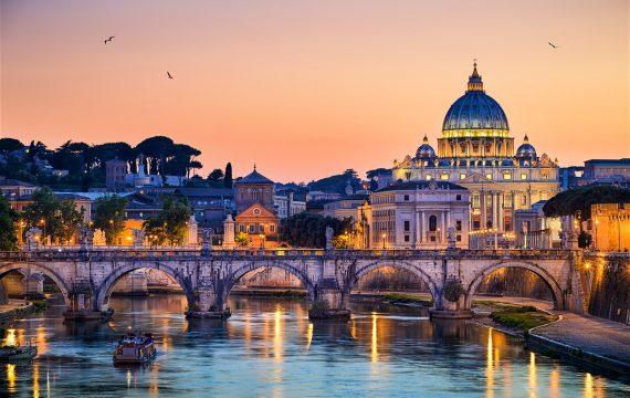 Boek nu een voordelige Citytrip Rome al vanaf 117 Euro per persoon inclusief vlucht en hotel met ontbijt 570x360 Boek nu je Citytrip Rome met vlucht en hotel vanaf € 118,  (logies + ontbijt)