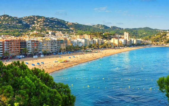 Lloret de Mar 570x360 Last minute naar Lloret de Mar? Nu maar € 171,  pp vertrek in September, Best Deal Garantie