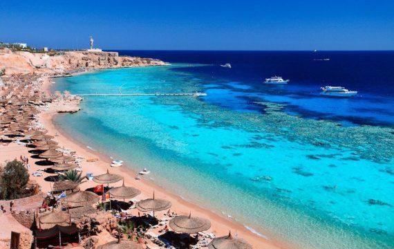 aanbiedingen goedkope all inclusive vliegvakanties Egypte Sharm el Sheikh 570x360 8 Dagen all inclusive naar Egypte, 5 ***** strandhotel vanaf € 431,