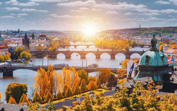 aanbiedingen goedkope citytrips Praag 570x360 Aanbiedingen goedkope 4 daagse CityTrips Praag, ****Hotels, vanaf € 86.
