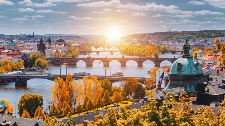 aanbiedingen goedkope citytrips Praag 940x530 Aanbiedingen goedkope 4 daagse CityTrips Praag, ****Hotels, vanaf € 86.