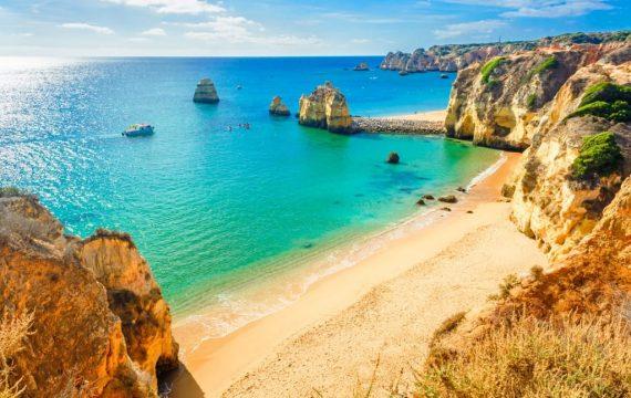 aanbiedingen goedkope vliegvakanties Algarve Portugal 2019 570x360 Aanbiedingen goedkope vliegvakanties Algarve, Portugal vanaf € 149.
