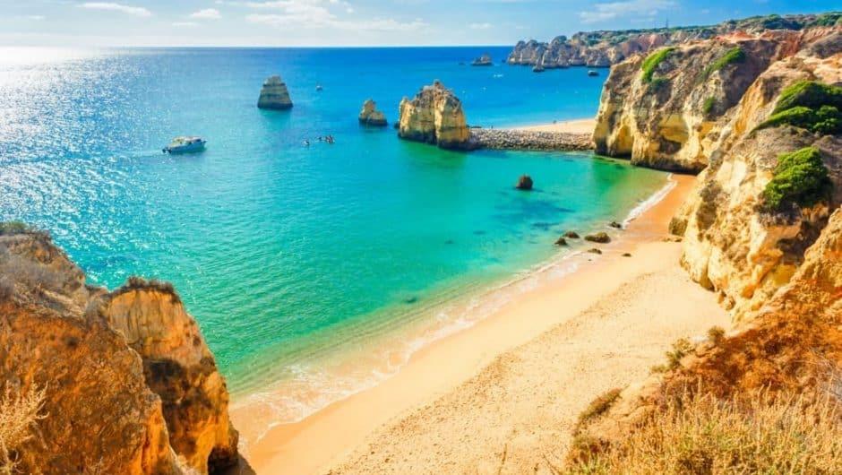 aanbiedingen goedkope vliegvakanties Algarve Portugal 2019 940x530 Aanbiedingen goedkope vliegvakanties Algarve, Portugal vanaf € 125.