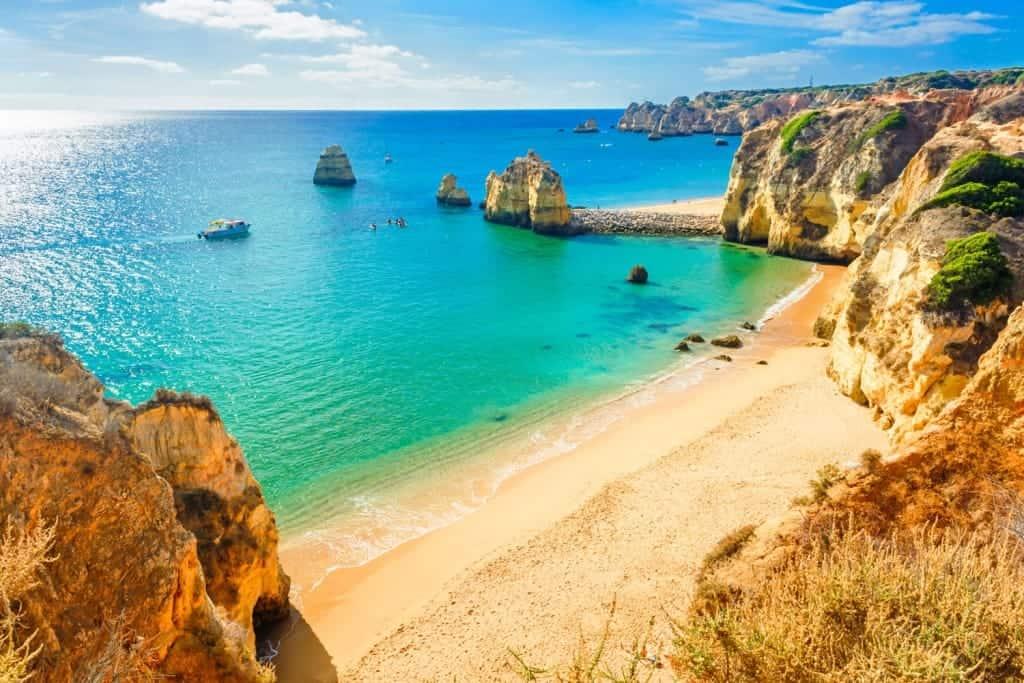 aanbiedingen goedkope vliegvakanties Algarve Portugal 2019 Aanbiedingen goedkope vliegvakanties Algarve, Portugal vanaf € 169.