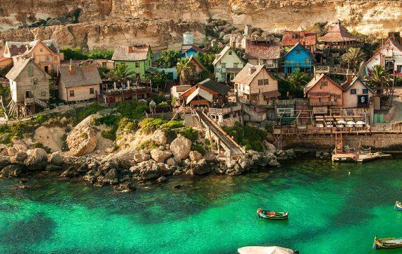 aanbiedingen goedkope vliegvakanties Malta 570x360 Home