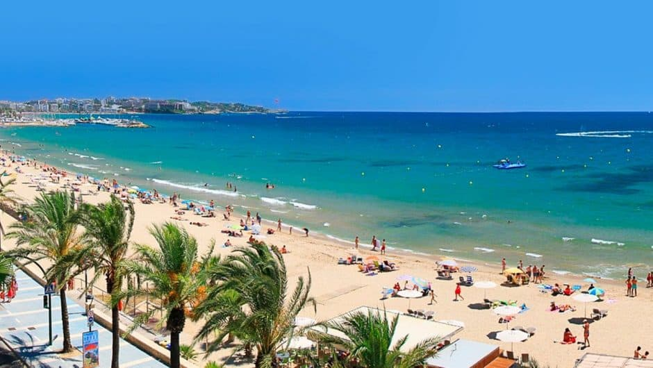 aanbiedingen goedkope vliegvakanties Spanje herfstvakantie 2019 940x530 Herfst vakantie aanbieding, 7 daagse vliegvakantie Spanje, Salou, vanaf € 118.