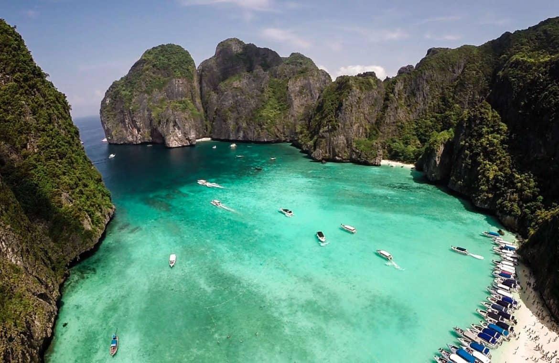 aanbiedingen goedkope vliegvakanties Thailand 2019 1170x760 Aanbieding goedkope 21 daagse vliegvakantie Thailand, vanaf € 399.