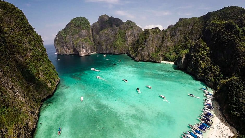aanbiedingen goedkope vliegvakanties Thailand 2019 940x530 Aanbieding goedkope 23 daagse vliegvakantie Thailand, vanaf € 650.