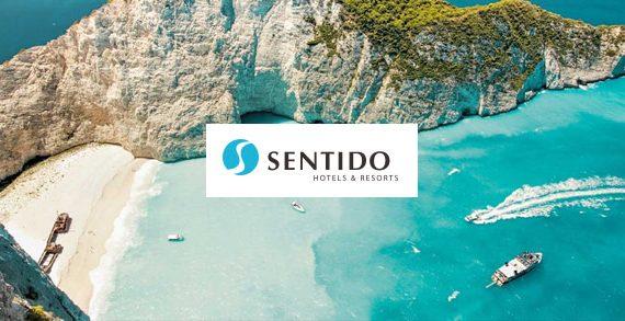 aanbiedingen hoge korting exclusieve Sentido hotels vliegvakanties 570x293 Hoge korting op vliegvakanties met exclusieve top Sentido *****Hotels, nu tot € 200.  korting op veel bestemmingen