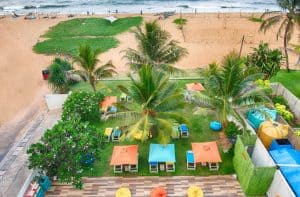 aanbiedingen vliegvakanties Sri Lanka hotels aan zee 300x197 Aanbiedingen goedkope 9 daagse vliegvakanties Sri Lanka, vanaf € 659.