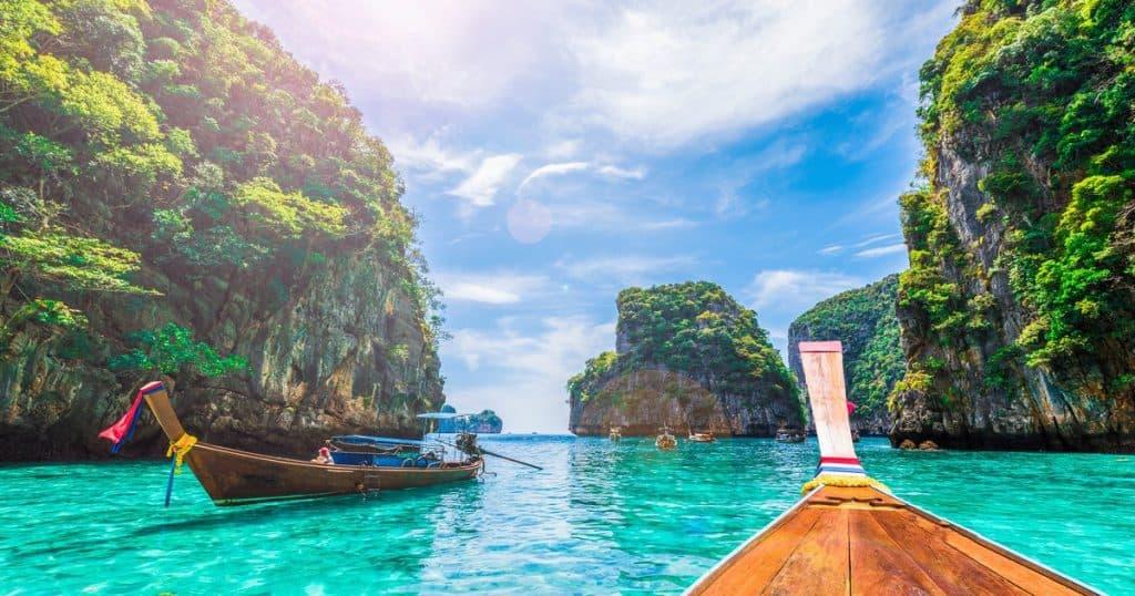 de mooiste plaatsen van Thailand 1 1024x538 Aanbiedingen 9 daagse vliegvakanties Thailand, inclusief hotel, vanaf € 600.
