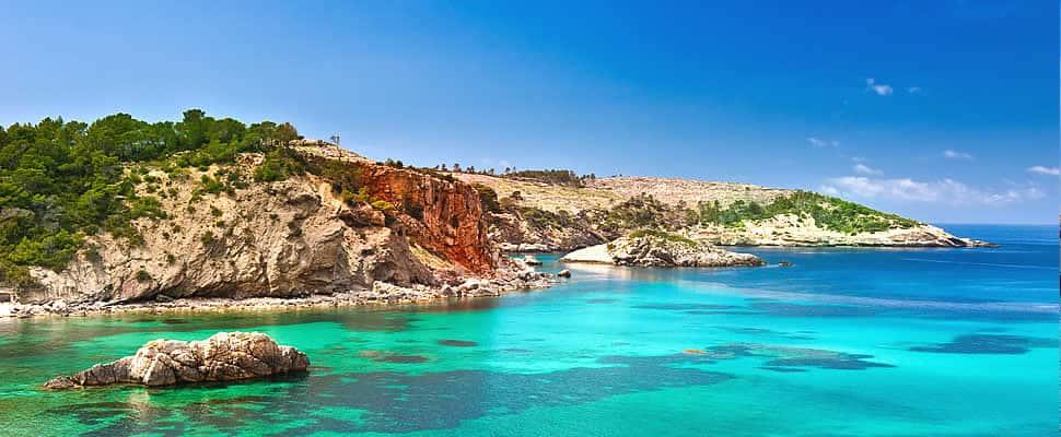 de mooiste stranden van Spanje Aanbiedingen Vliegreizen Spanje, 7 of 8 dagen, vanaf € 130.