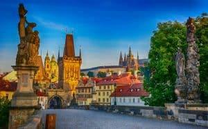 goedkope stedentrips Praag inclusief vlucht 300x187 Aanbiedingen goedkope 4 daagse CityTrips Praag, ****Hotels, vanaf € 86.