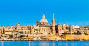 goedkope vliegvakanties Malta 2019 300x157 Aanbiedingen goedkope 7 daagse vliegvakanties Malta, vanaf € 139.