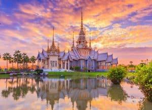 goedkope vliegvakanties Thailand 300x217 Aanbieding goedkope 21 daagse vliegvakantie Thailand, vanaf € 399.